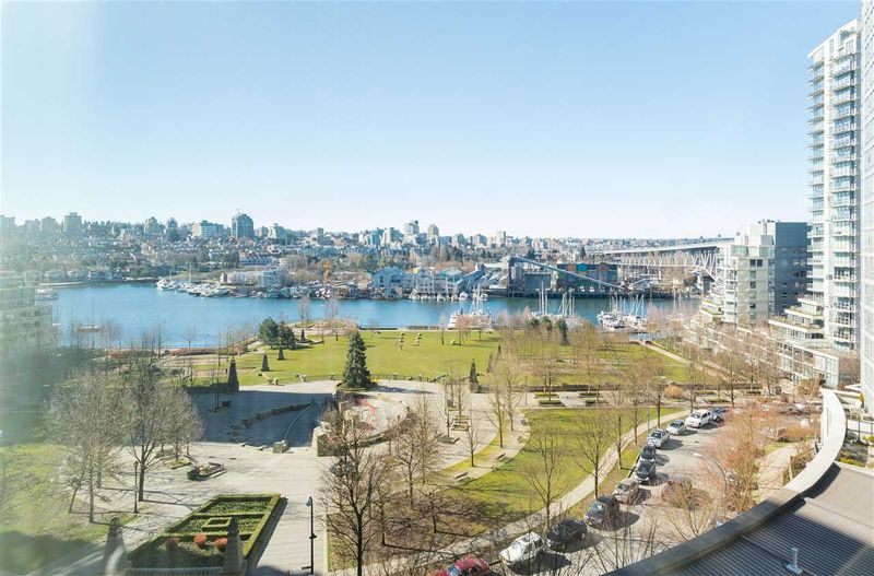 FEATURED LISTING: 1003 - 1495 RICHARDS Street Vancouver