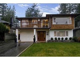 Photo 1: 2043 CORTELL Street: Pemberton Heights Home for sale ()  : MLS®# V993804