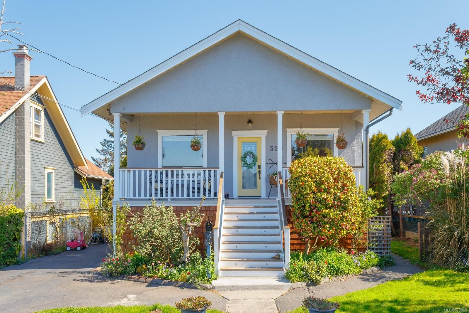 Main Photo: 326 Obed Ave in : SW Gorge House for sale (Saanich West)  : MLS®# 873865