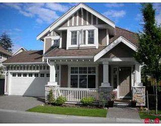 Photo 1: 43 15288 36 Avenue in Cambria: Morgan Creek Home for sale ()  : MLS®# F2713867