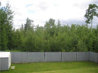 """Photo 3: 5094 HENREY Road in Prince George: Lafreniere Manufactured Home for sale in """"LAFRENIERE"""" (PG City South (Zone 74))  : MLS®# N210990"""