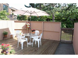 """Photo 10: 1018 IRONWORK PASSAGE in Vancouver: False Creek Townhouse for sale in """"MARINE MEWS"""" (Vancouver West)  : MLS®# V838413"""