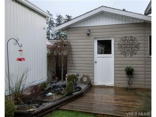 Photo 17: 9 2911 Sooke Lake Rd in VICTORIA: La Goldstream Manufactured Home for sale (Langford)  : MLS®# 629320