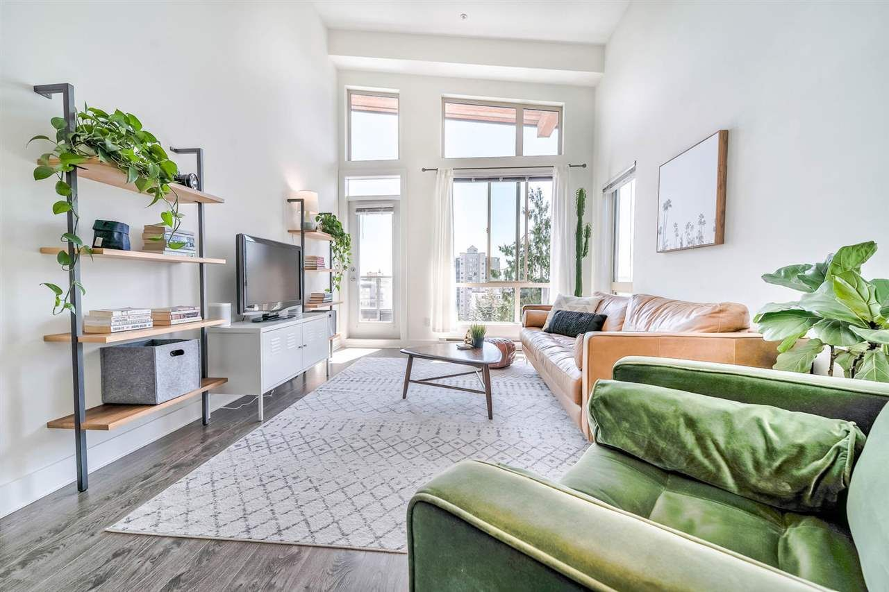 """Main Photo: 615 500 ROYAL Avenue in New Westminster: Downtown NW Condo for sale in """"DOMINION"""" : MLS®# R2487348"""