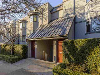 """Main Photo: 1339 W 8TH Avenue in Vancouver: Fairview VW Townhouse for sale in """"Fairview Village"""" (Vancouver West)  : MLS®# R2544779"""