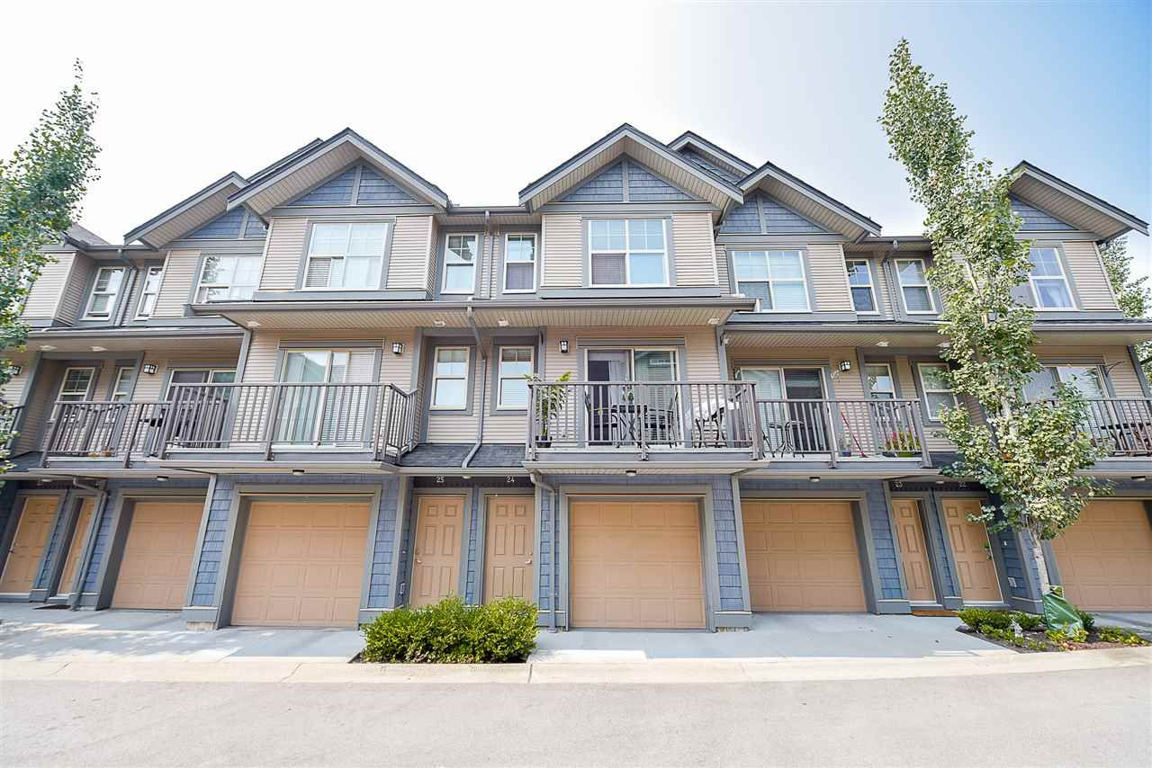 """Main Photo: 24 7121 192 Street in Surrey: Clayton Townhouse for sale in """"ALLEGRO"""" (Cloverdale)  : MLS®# R2196691"""