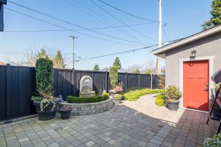 Photo 36: 2553 DUNDAS Street in Vancouver: Hastings Sunrise House for sale (Vancouver East)  : MLS®# R2559964