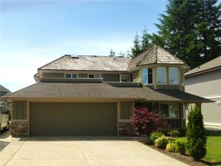 Photo 1: 32684 UNGER CT in Mission: Mission BC House for sale : MLS®# F1417935