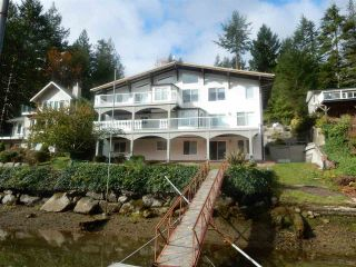 """Photo 19: 4457 FRANCIS PENINSULA Road in Madeira Park: Pender Harbour Egmont House for sale in """"Gerran's Bay"""" (Sunshine Coast)  : MLS®# R2009213"""