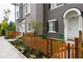"""Photo 1: 56 19128 65 Avenue in Surrey: Clayton Townhouse for sale in """"Brookside"""" (Cloverdale)  : MLS®# R2139755"""