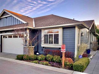 """Photo 1: 13 350 174 Street in Surrey: Pacific Douglas Townhouse for sale in """"The Greens"""" (South Surrey White Rock)  : MLS®# R2433866"""