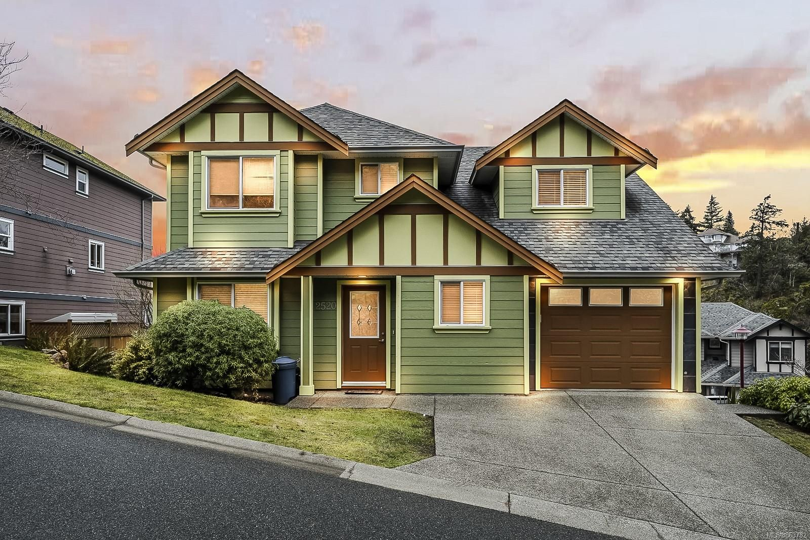 Main Photo: 2520 Legacy Ridge in : La Mill Hill House for sale (Langford)  : MLS®# 863782