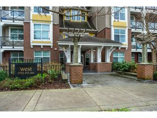 Photo 2: 208 17712 57A AVENUE in Surrey: Cloverdale BC Condo for sale (Cloverdale)  : MLS®# R2327988