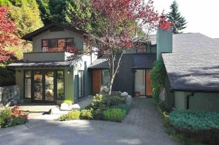 Photo 1: 1145 GROVELAND Court in West Vancouver: British Properties House for sale : MLS®# R2544867