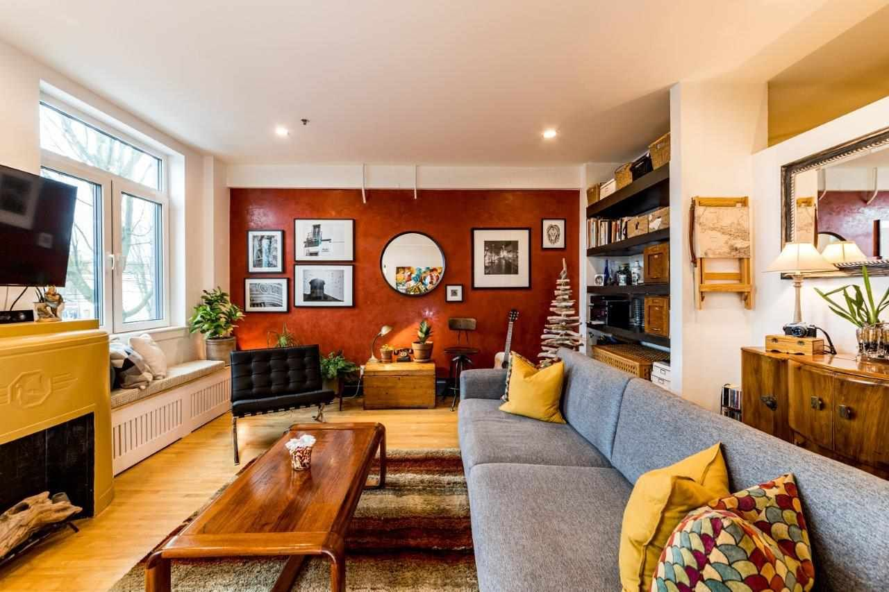 """Main Photo: 203 2556 E HASTINGS Street in Vancouver: Hastings Sunrise Condo for sale in """"L'Atelier"""" (Vancouver East)  : MLS®# R2516227"""