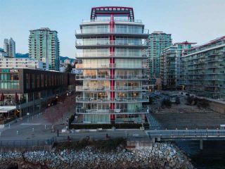"Photo 18: 405 175 VICTORY SHIP Way in North Vancouver: Lower Lonsdale Condo for sale in ""Cascade"" : MLS®# R2558468"