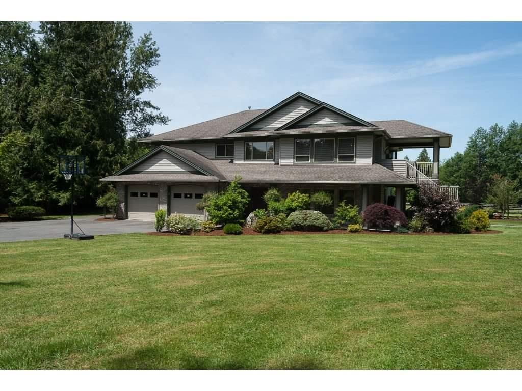 """Main Photo: 21369 18 Avenue in Langley: Campbell Valley House for sale in """"Campbell Valley"""" : MLS®# R2217900"""