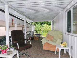 """Photo 9: 11832 PONDEROSA Boulevard in Pitt Meadows: Central Meadows Manufactured Home for sale in """"MEADOW HIGHLAND"""" : MLS®# V952847"""