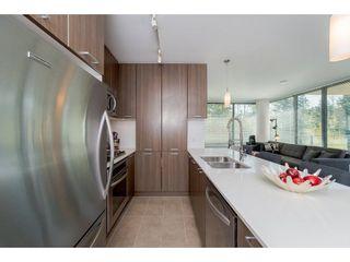 Photo 3: 407 301 CAPILANO ROAD in Port Moody: Port Moody Centre Condo for sale : MLS®# R2266488