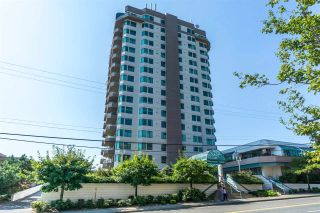 """Photo 1: 803 32440 SIMON Avenue in Abbotsford: Abbotsford West Condo for sale in """"Trethewey Tower"""" : MLS®# R2418089"""