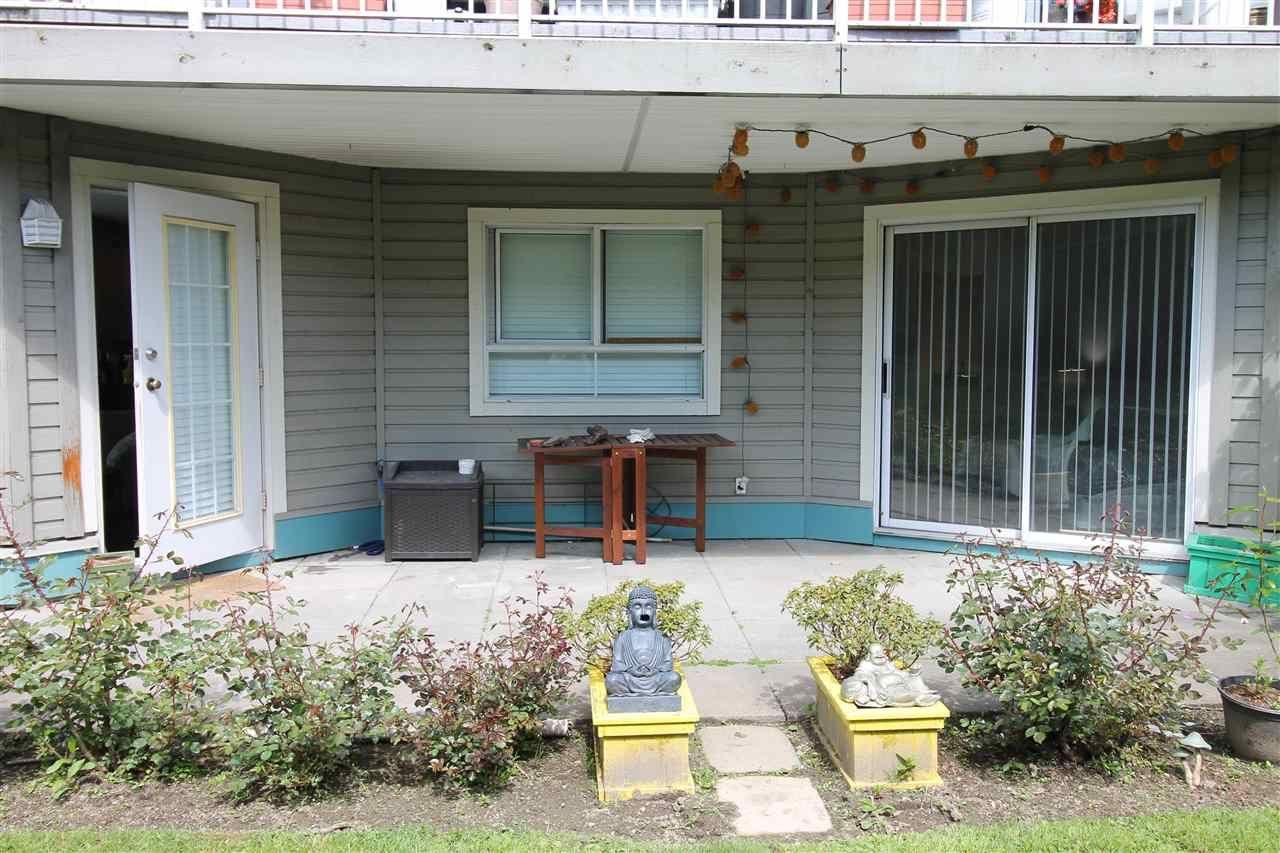 """Main Photo: 113 15140 108 Avenue in Surrey: Guildford Condo for sale in """"River Pointe"""" (North Surrey)  : MLS®# R2574834"""