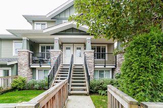 "Photo 1: 22 2138 SALISBURY Avenue in Port Coquitlam: Glenwood PQ Townhouse for sale in ""SALISBURY LANE"" : MLS®# R2617444"
