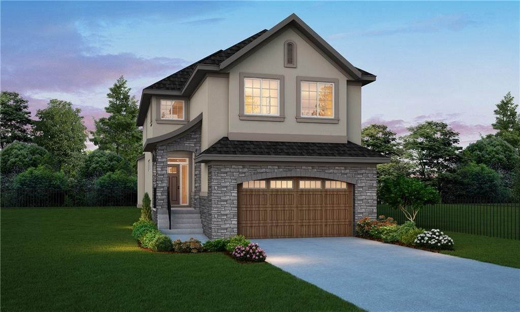 Main Photo: 251 West Grove Point SW in Calgary: West Springs Detached for sale : MLS®# A1056833