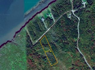 Photo 1: LOT 15 Fundy Bay Drive in Victoria Harbour: 404-Kings County Vacant Land for sale (Annapolis Valley)  : MLS®# 202105997