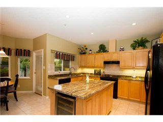 """Photo 3: 19 998 RIVERSIDE Drive in Port Coquitlam: Riverwood Townhouse for sale in """"PARKSIDE PLACE"""" : MLS®# V973342"""