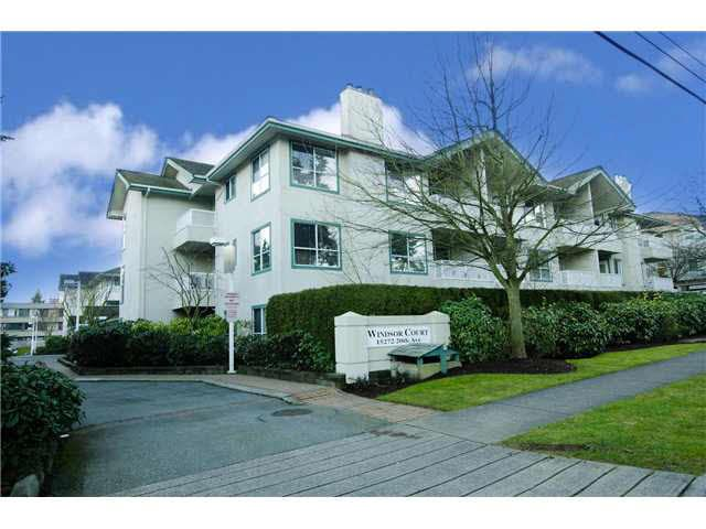 """Photo 1: Photos: 106 15272 20TH Avenue in Surrey: King George Corridor Condo for sale in """"Windsor Court"""" (South Surrey White Rock)  : MLS®# F1429895"""