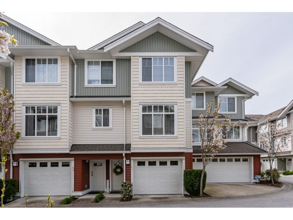 """Main Photo: 41 19480 66 Avenue in Surrey: Clayton Townhouse for sale in """"TWO BLUE"""" (Cloverdale)  : MLS®# R2362975"""