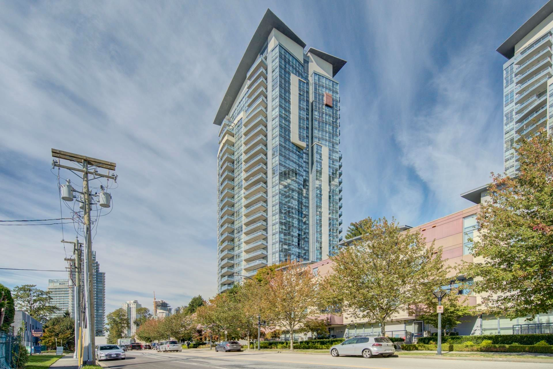 """Main Photo: 1206 5611 GORING Street in Burnaby: Central BN Condo for sale in """"LEGACY II"""" (Burnaby North)  : MLS®# R2619138"""