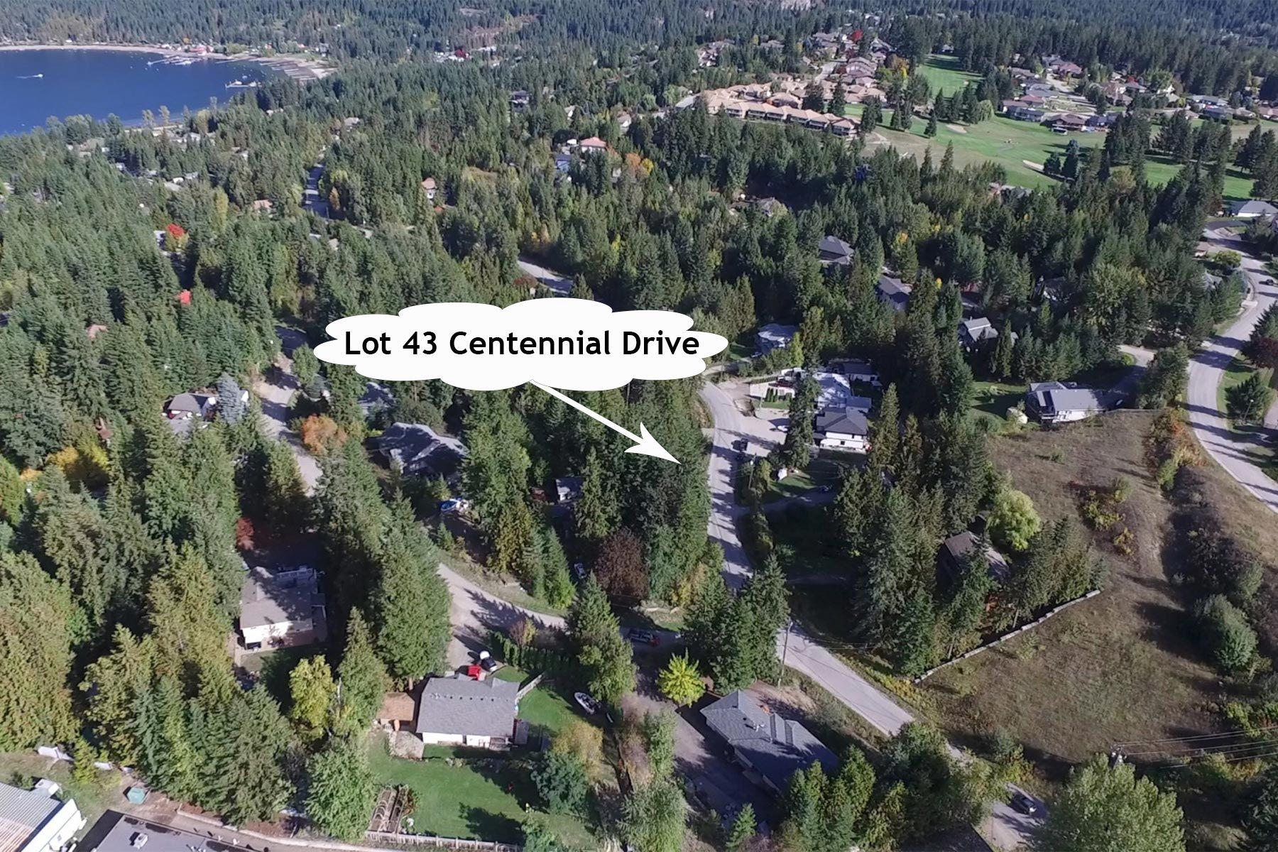 Lot 43 Centennial Drive