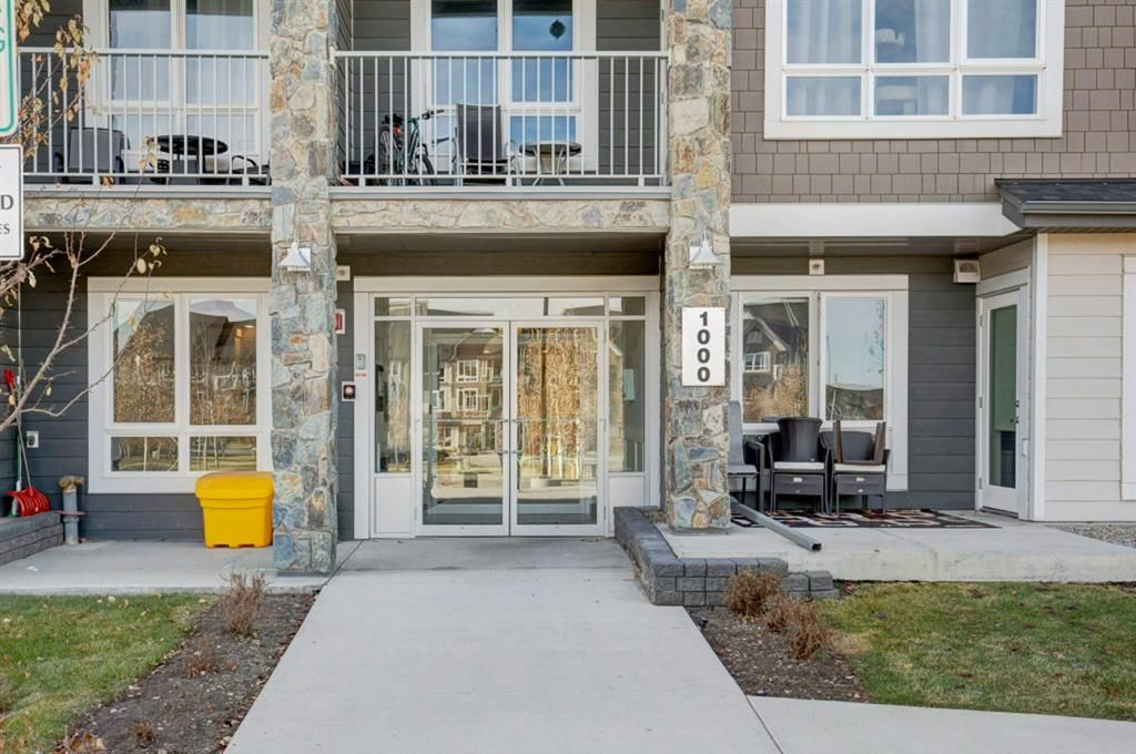 Main Photo: 1204 175 Silverado Boulevard SW in Calgary: Silverado Apartment for sale : MLS®# A1047504