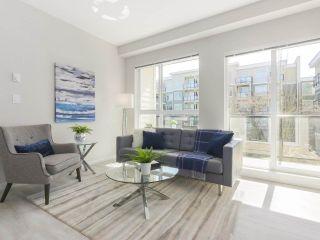 """Photo 1: 324 13768 108 Avenue in Surrey: Whalley Condo for sale in """"VENUE"""" (North Surrey)  : MLS®# R2354573"""