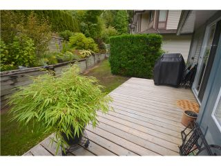"""Photo 19: 33 103 PARKSIDE Drive in Port Moody: Heritage Mountain Townhouse for sale in """"TREETOPS"""" : MLS®# V1029401"""