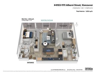 "Photo 37: 4103 1111 ALBERNI Street in Vancouver: Downtown VW Condo for sale in ""SHANGRI-LA"" (Vancouver West)  : MLS®# R2553505"