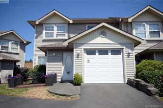 Photo 1: 3 2563 Millstream Rd in VICTORIA: La Mill Hill Row/Townhouse for sale (Langford)  : MLS®# 792182