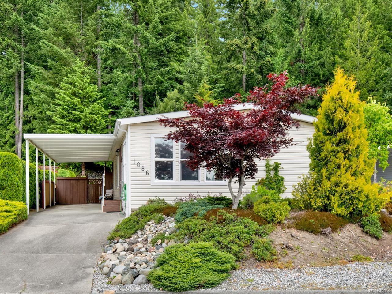 Main Photo: 1086 Morrell Cir in NANAIMO: Na South Nanaimo Manufactured Home for sale (Nanaimo)  : MLS®# 842901