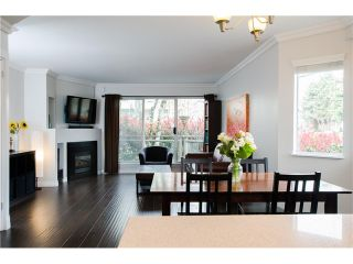 "Photo 3: 1298 W 6TH Avenue in Vancouver: Fairview VW Townhouse for sale in ""Vanderlee Court"" (Vancouver West)  : MLS®# V1130216"