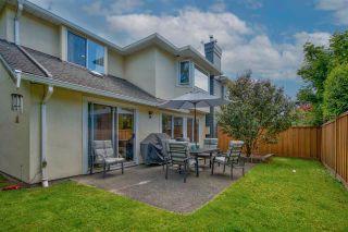 "Photo 36: 21 8051 ASH Street in Richmond: Garden City Townhouse for sale in ""Carlton Terrace"" : MLS®# R2590841"