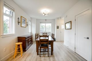 """Photo 6: 8 9688 162A Street in Surrey: Fleetwood Tynehead Townhouse for sale in """"CANOPY LIVING"""" : MLS®# R2573891"""