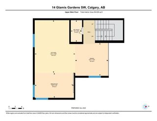 Photo 36: 14 Glamis Gardens SW in Calgary: Glamorgan Row/Townhouse for sale : MLS®# A1076786