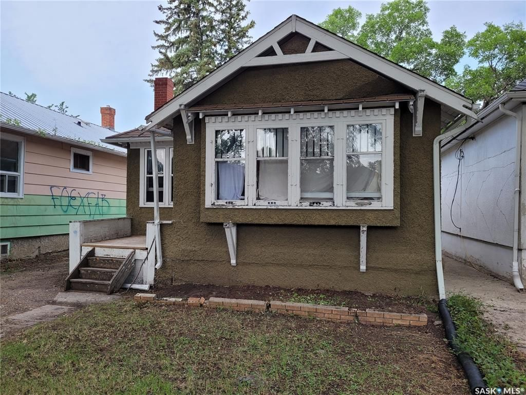 Main Photo: 1344 Garnet Street in Regina: Washington Park Residential for sale : MLS®# SK865596