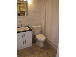 """Photo 6: 413 228 E 4TH Avenue in Vancouver: Mount Pleasant VE Condo for sale in """"WATERSHED"""" (Vancouver East)  : MLS®# V908831"""