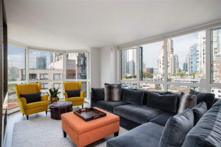 "Photo 1: 1005 212 DAVIE Street in Vancouver: Yaletown Condo for sale in ""Parkview Gardens"" (Vancouver West)  : MLS®# R2527246"
