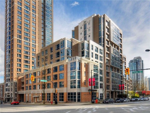 """Main Photo: 501 1318 HOMER Street in Vancouver: Downtown VW Condo for sale in """"GOVERNOR'S VILLA II"""" (Vancouver West)  : MLS®# V884643"""