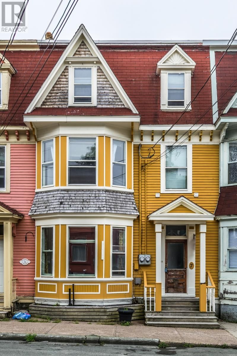 FEATURED LISTING: 7 Gower Street St. John's