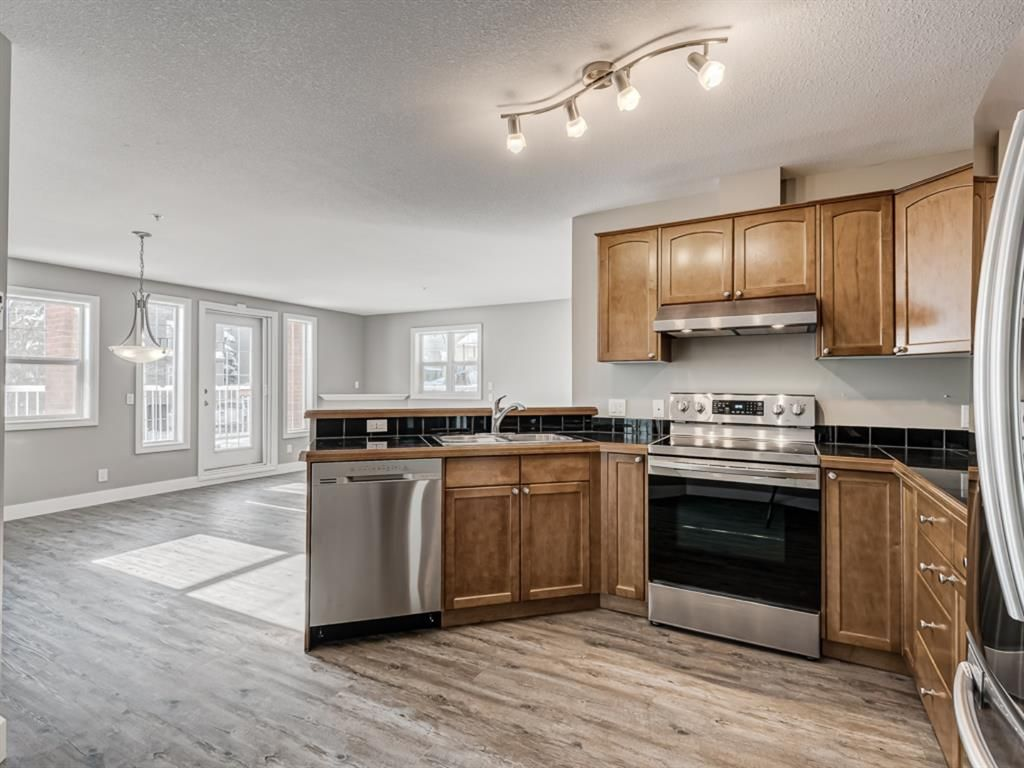 Main Photo: 205 417 3 Avenue NE in Calgary: Crescent Heights Apartment for sale : MLS®# A1078747