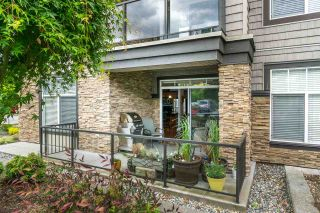 """Photo 19: 110 33338 MAYFAIR Avenue in Abbotsford: Central Abbotsford Condo for sale in """"The Sterling"""" : MLS®# R2172871"""